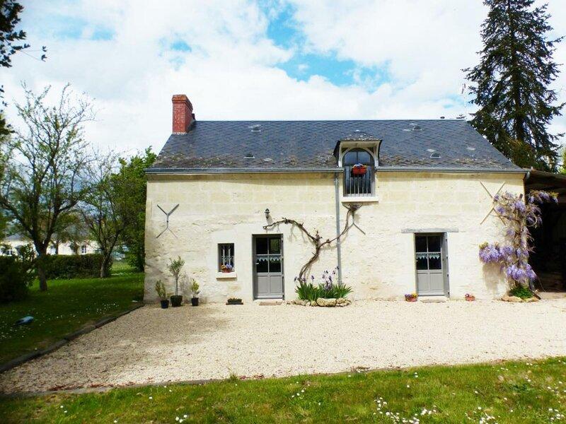 Gite de la Corne de Cerf, location de vacances à Rivarennes