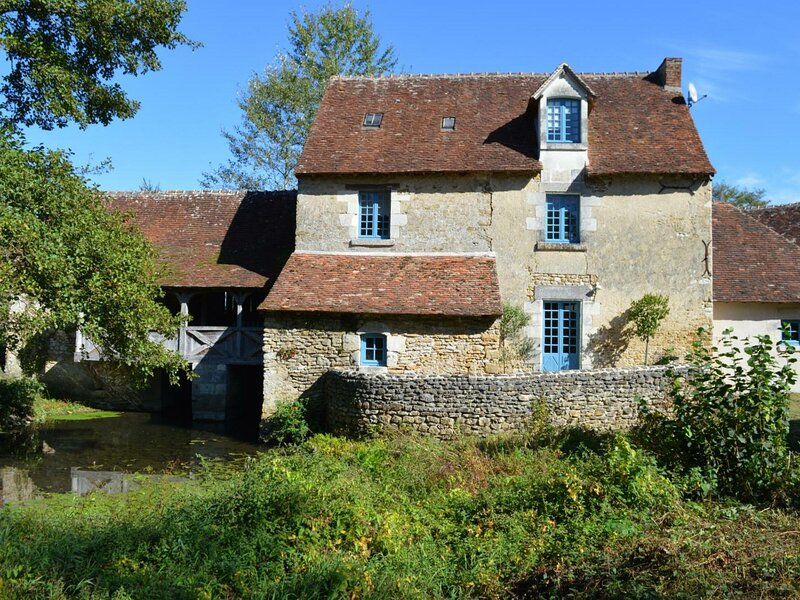 Moulin de l'Aunay, holiday rental in Chatillon-sur-Indre