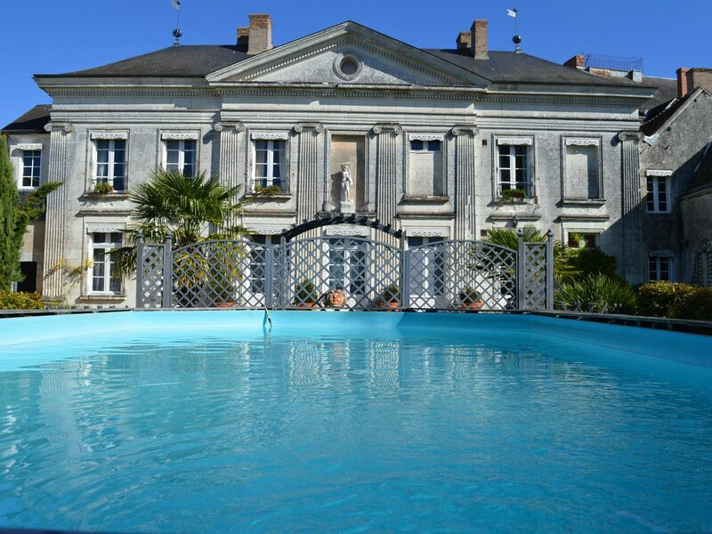 Le Palladio, holiday rental in Chatillon-sur-Indre