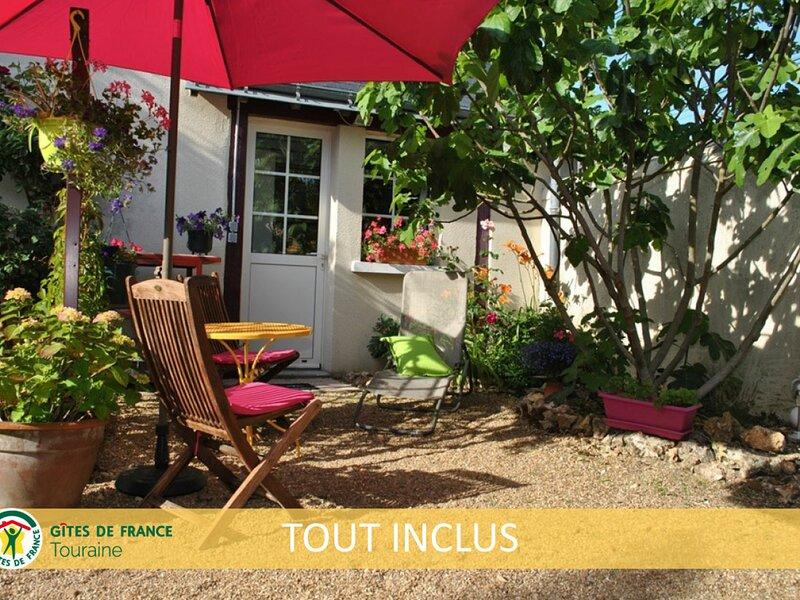 La Roche, vacation rental in Esvres