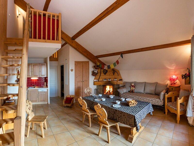 Appartement 6/8 pl 7 couchages ST MICHEL DE CHAILLOL, holiday rental in La Motte-en-Champsaur