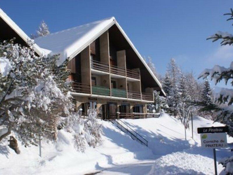 Studio 4 pl 4 couchages ST MICHEL DE CHAILLOL, casa vacanza a Ancelle
