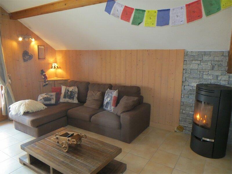 Appartement 5 pl 5 couchages ST MICHEL DE CHAILLOL, holiday rental in La Motte-en-Champsaur