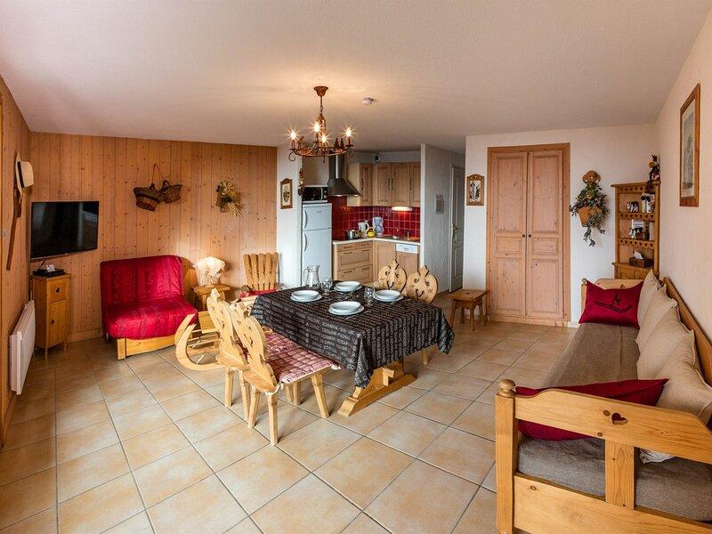 Appartement 5 pl 5 couchages ST MICHEL DE CHAILLOL, holiday rental in Saint-Michel-de-Chaillol