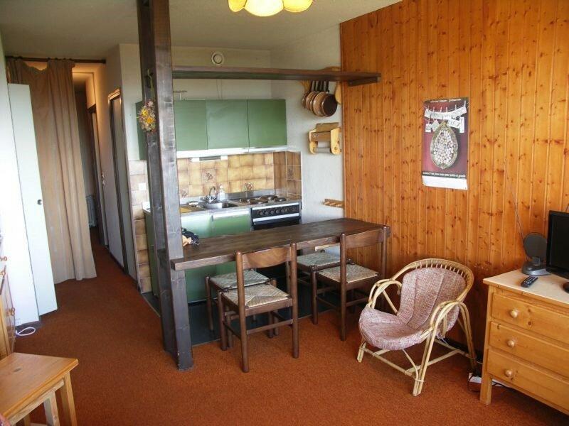 Studio 4 pl 4 couchages ST MICHEL DE CHAILLOL, holiday rental in La Motte-en-Champsaur