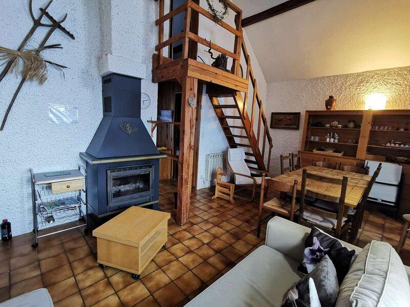 CHALET 7 pl 7 couchages ST MICHEL DE CHAILLOL, holiday rental in La Motte-en-Champsaur