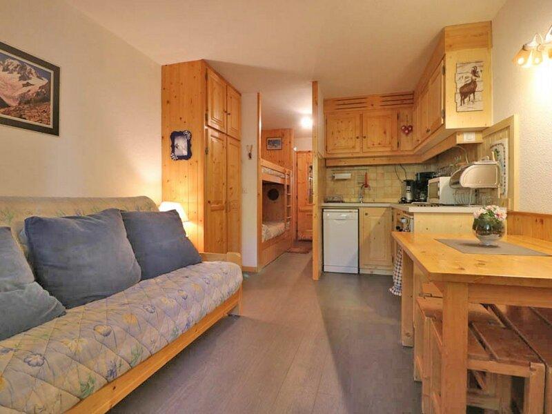 Charmant studio au pied des pistes, holiday rental in La Rosiere