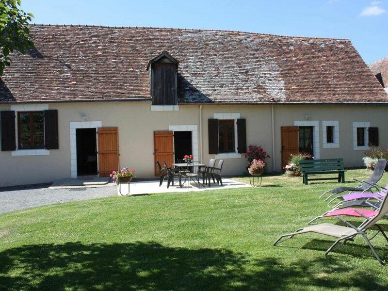 Les Bournais, alquiler vacacional en Malicorne-sur-Sarthe