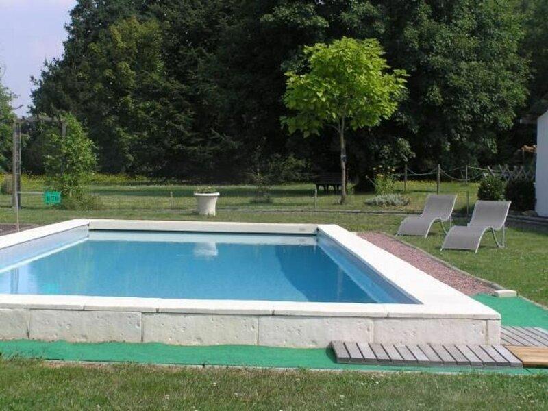 Aux grands hetres, location de vacances à Aubigne-Racan