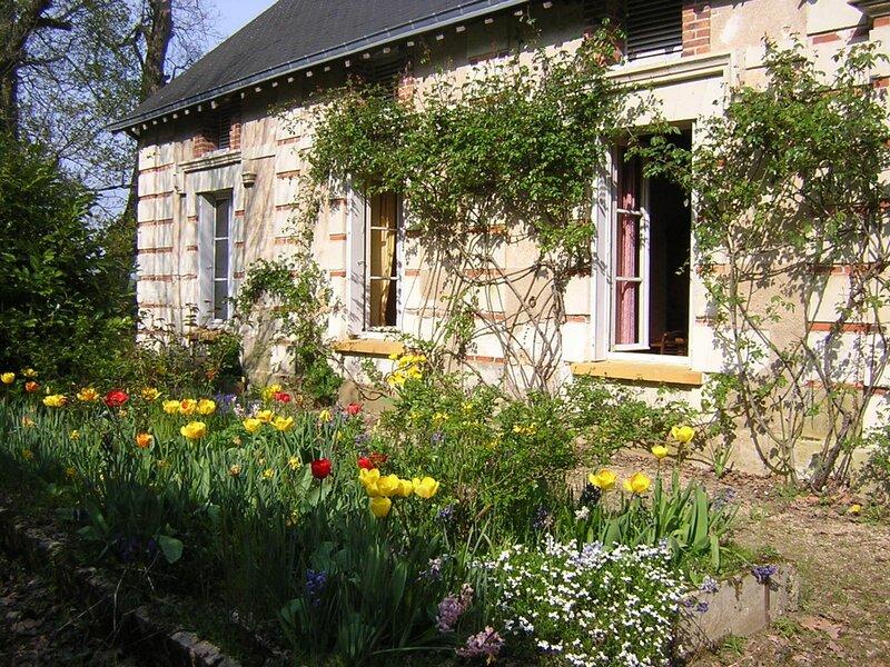 Location Gîte Sablé-sur-Sarthe, 4 pièces, 7 personnes, holiday rental in Brulon
