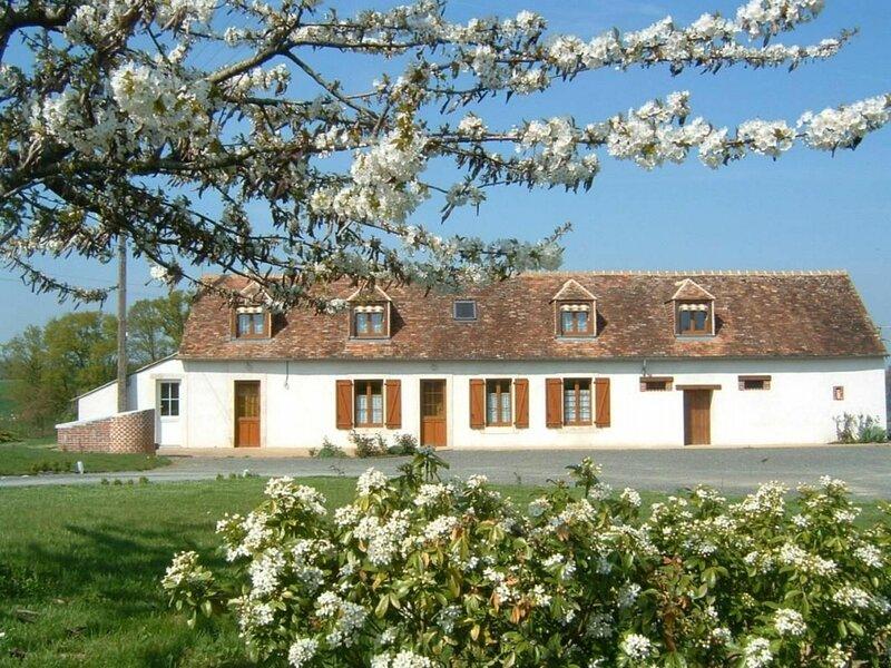 Gîte La Mare, alquiler vacacional en Ferce-sur-Sarthe