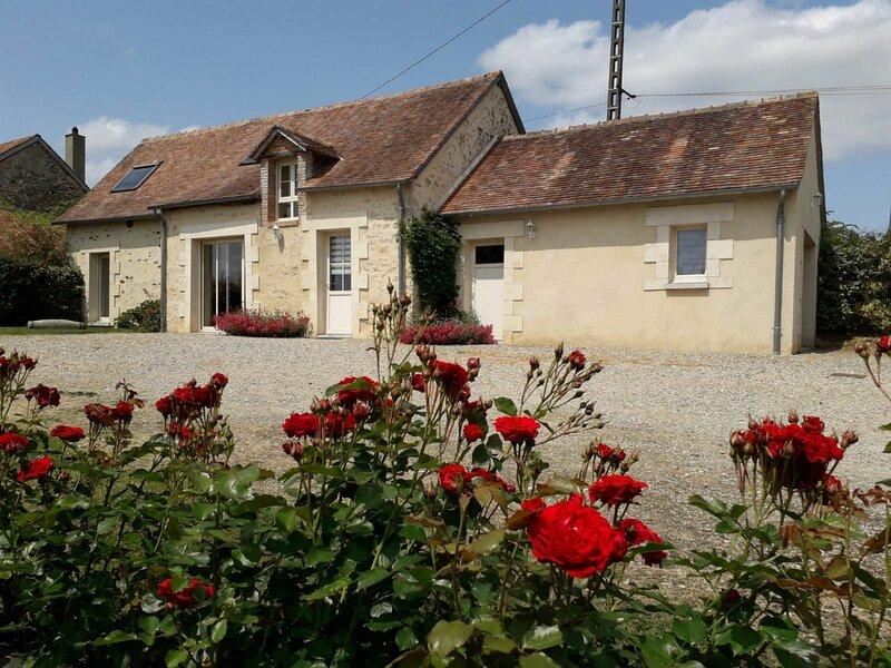 La calandre – semesterbostad i Beaumont-sur-Sarthe