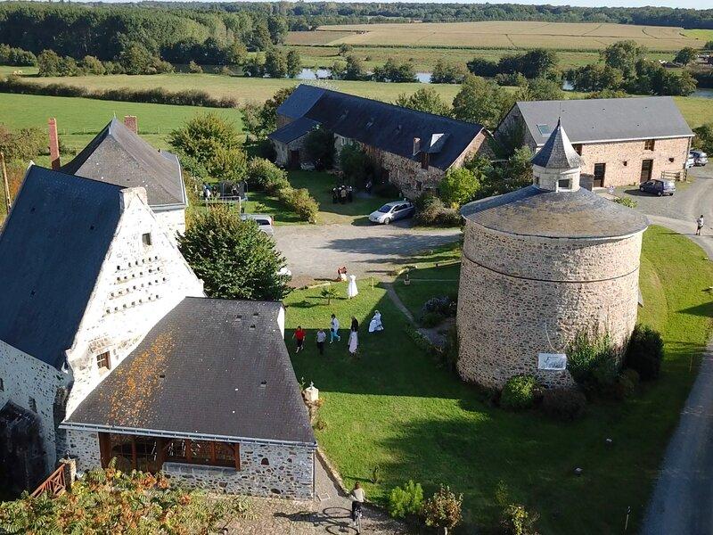 Gîte la chapelle, alquiler vacacional en Contigne
