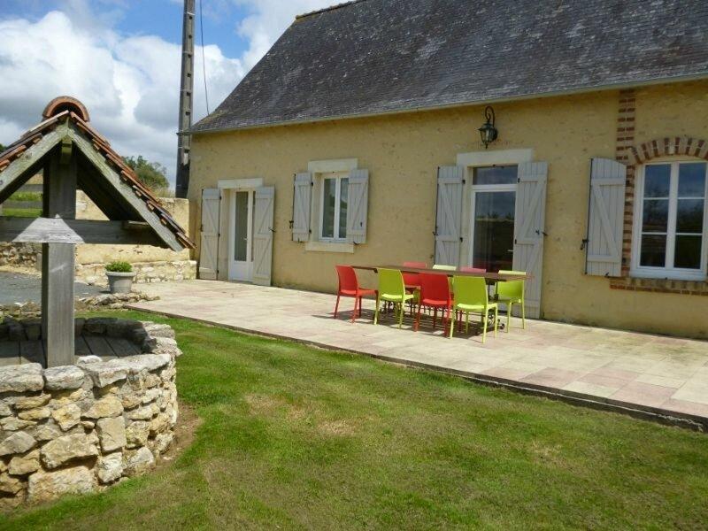 Gîte st christophe, location de vacances à Saint-Denis-d'Orques