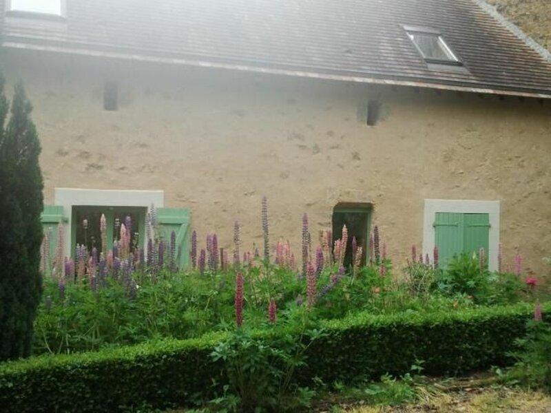 La grande perche, location de vacances à Le Breil-sur-Mérize