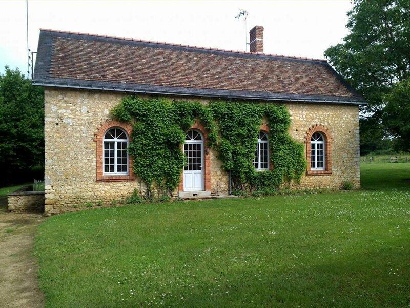 Le prieuré – semesterbostad i Avoise