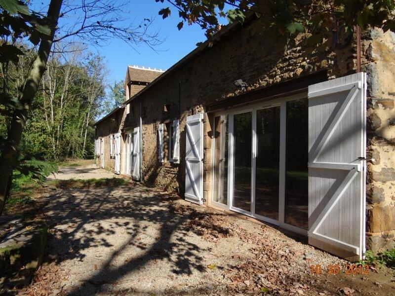 La Poulardière – semesterbostad i Beaumont-sur-Sarthe