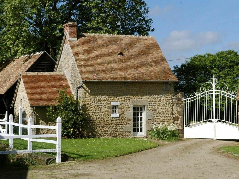 La Boulangerie – semesterbostad i Beaumont-sur-Sarthe