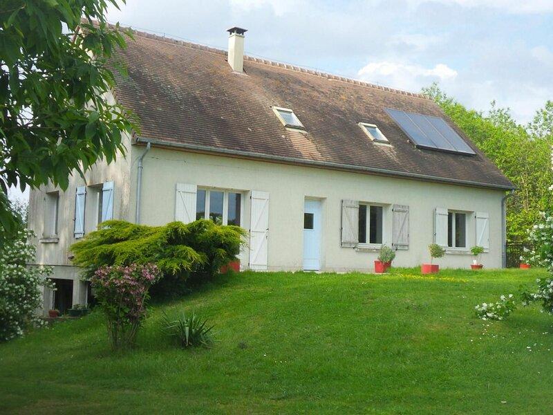 Les Guiminières, holiday rental in La Suze-sur-Sarthe