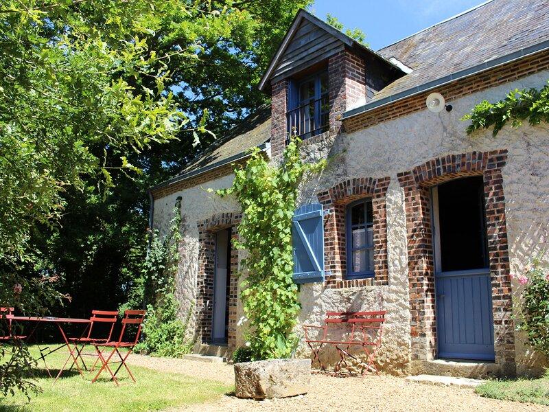 Location Gîte Berfay, 3 pièces, 6 personnes, location de vacances à Montmirail