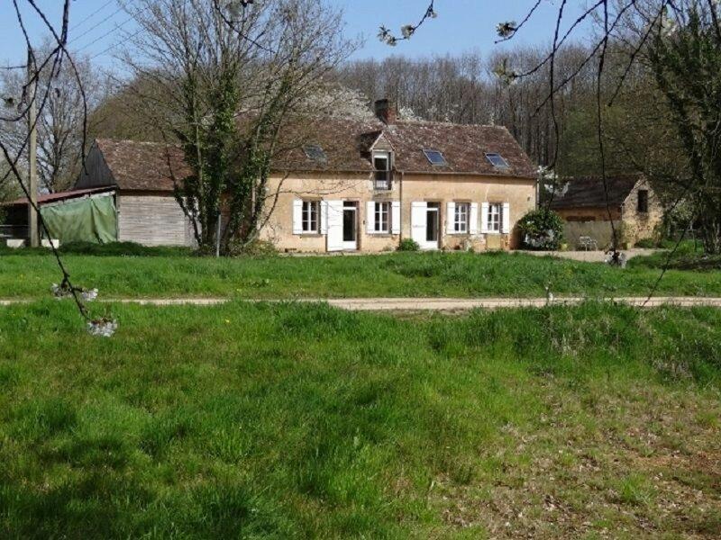 La sauvagère – semesterbostad i Beaumont-sur-Sarthe