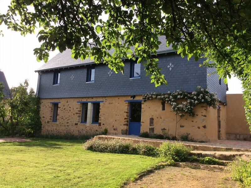 Le gîte de l'Abbaye, location de vacances à Saint-Denis-d'Orques