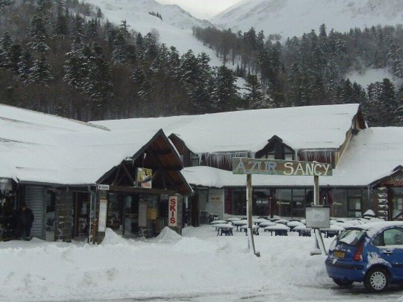 SUR LES PISTES DE LA STATION DU MONT-DORE, location de vacances à Picherande