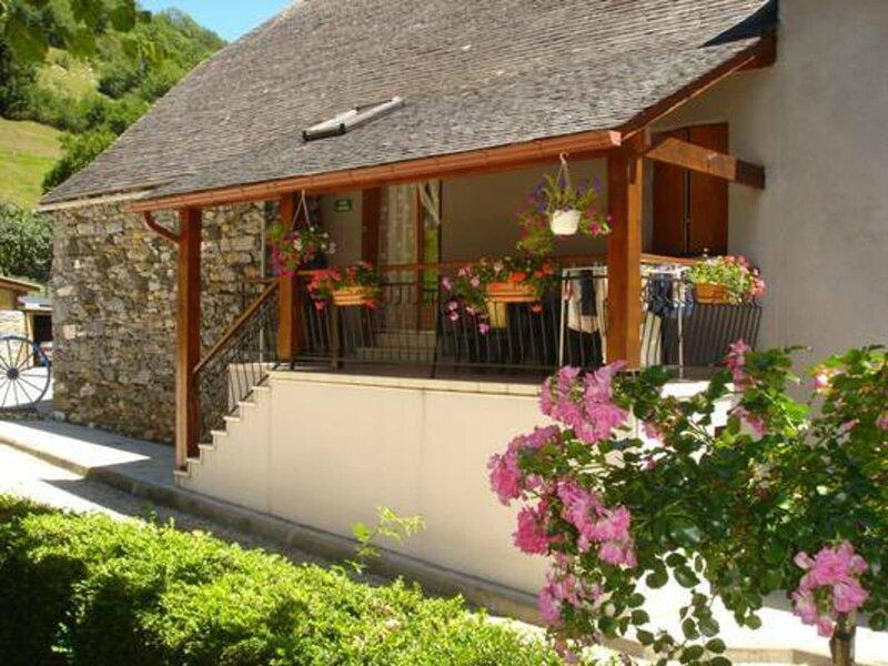 La Fauvette, casa vacanza a Arbas
