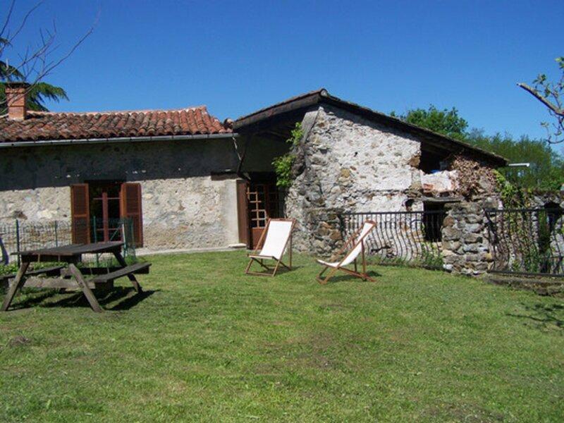 le Moulin de la Forge, holiday rental in Les Monts d'Olmes