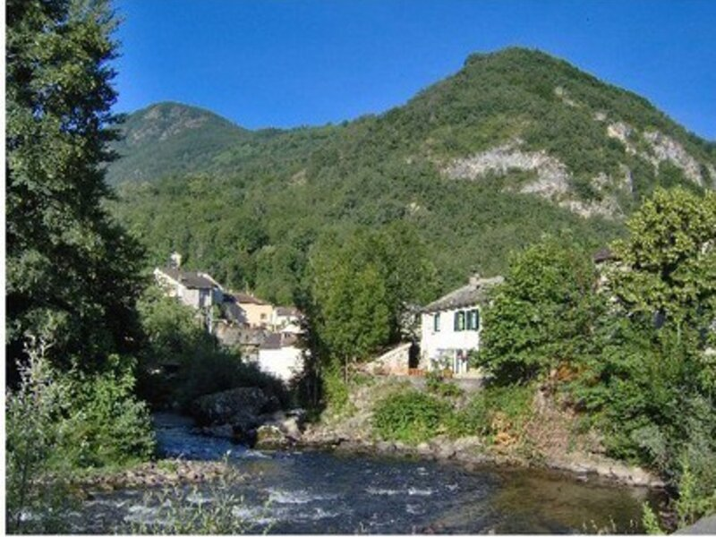 La Truite, holiday rental in Les Monts d'Olmes