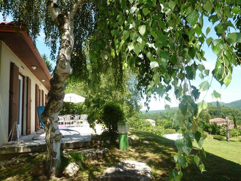 La maison du Puget, casa vacanza a La-Bastide-de-Serou