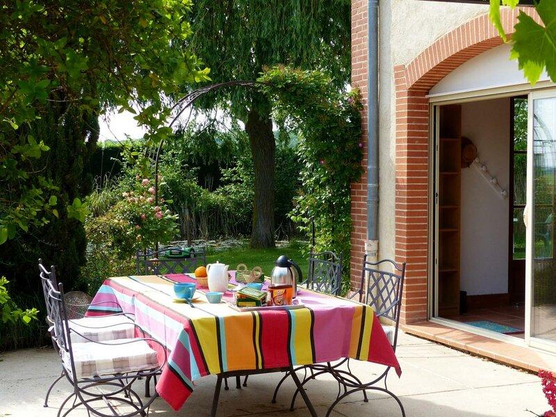 Gîte Libellule, vacation rental in Pech-Luna