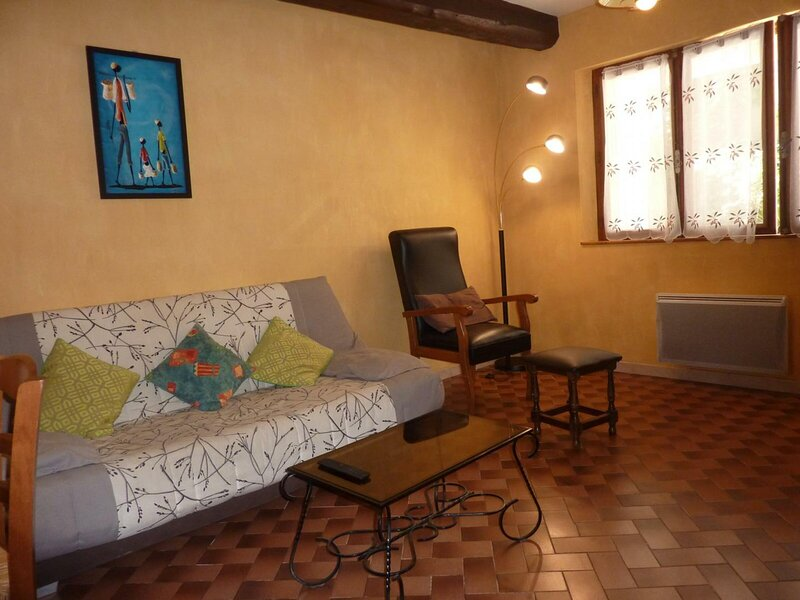 la Maison d'Yvonne, holiday rental in Rieucros