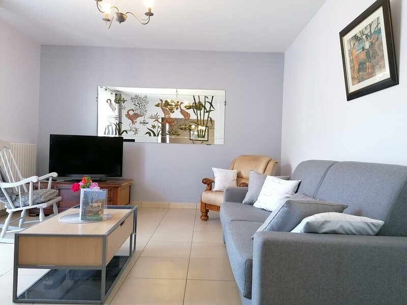 L'appartement de Pilhes, holiday rental in Larcat