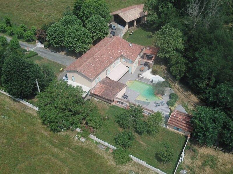 LA BOURDETTE, location de vacances à Auterive