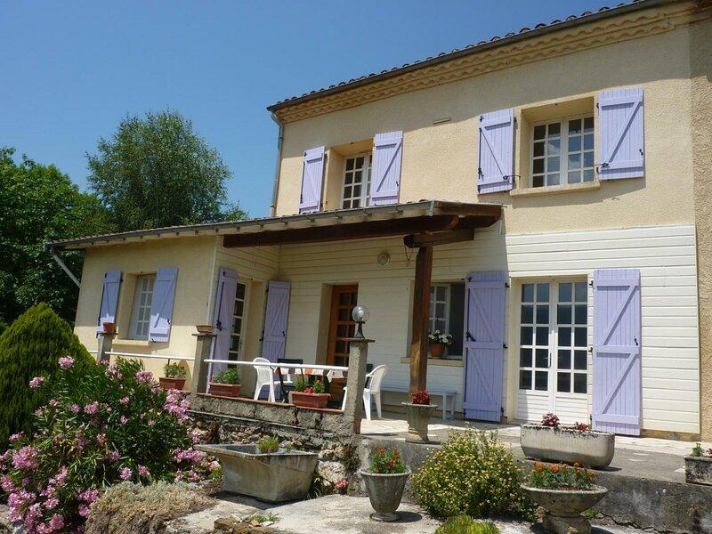 l'Adret, alquiler vacacional en Foix