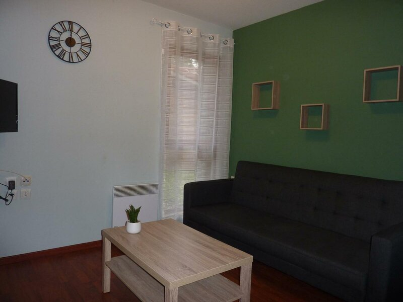COQUELICOT n° 8, holiday rental in Ganac