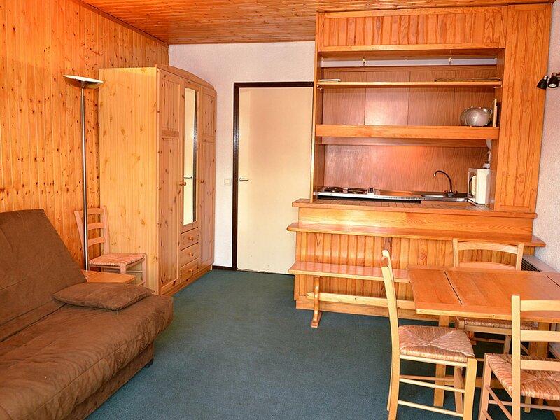 appartement bien situé à proximité des pistes et des commerces, holiday rental in Flaine