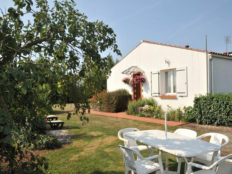 La Chaussée, vacation rental in Beauvoir-Sur-Mer