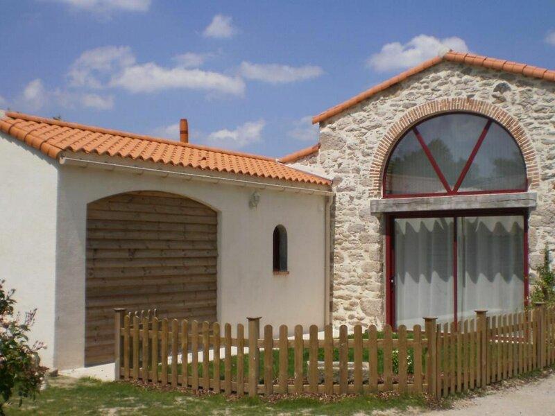 Le Nid des Hirondelles, location de vacances à Les Herbiers