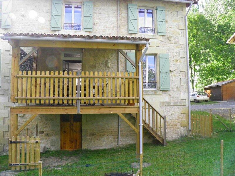 La Laiterie, holiday rental in Oulmes