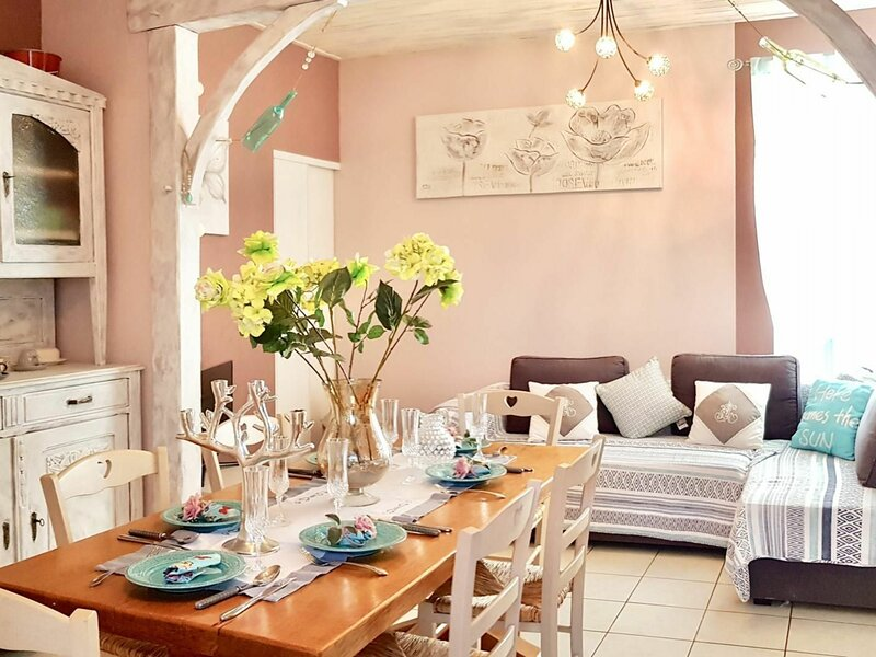 Les Capucines, holiday rental in L'Ile-d'Olonne