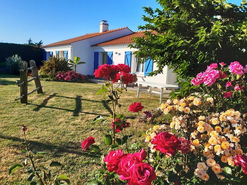 Aursyco, holiday rental in Bourgneuf-en-Retz