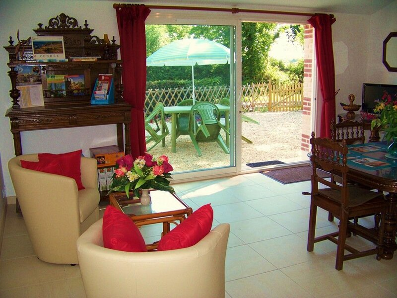 Annabelle, holiday rental in Challans