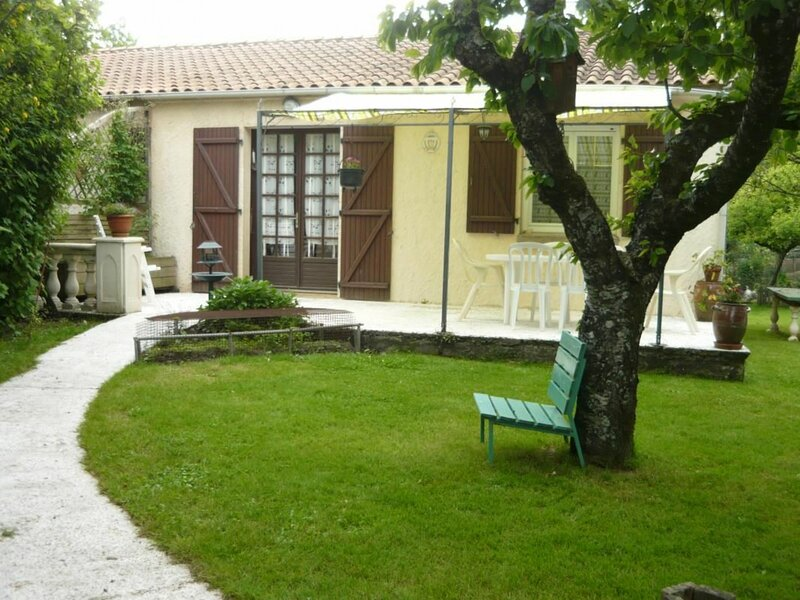 L'Arche, holiday rental in Chateau-Guibert