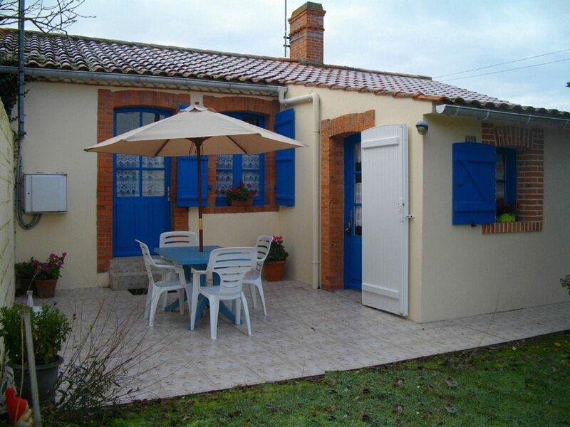 Les Salines, vacation rental in Beauvoir-Sur-Mer