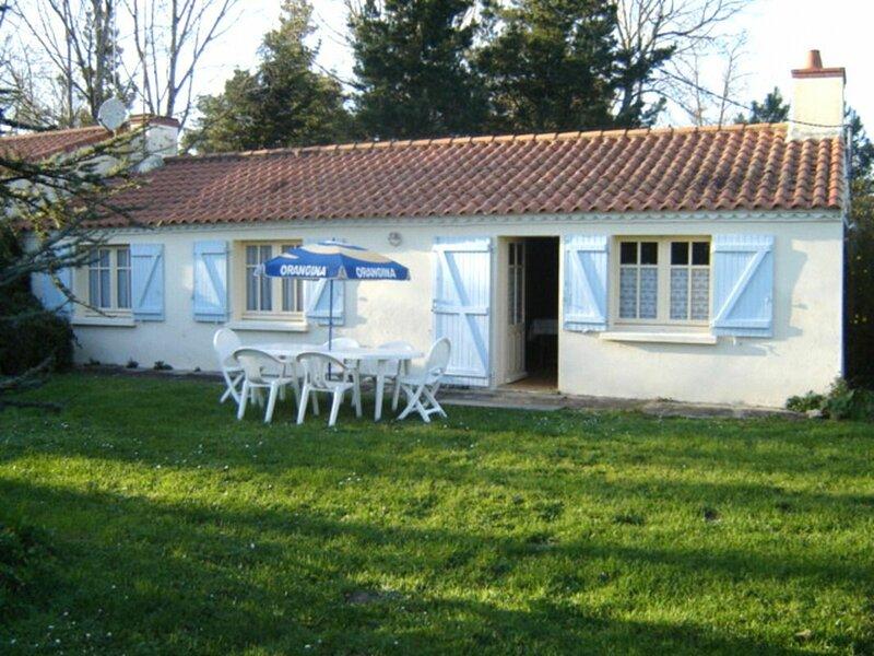 Les Petites Borderies, location de vacances à Soullans