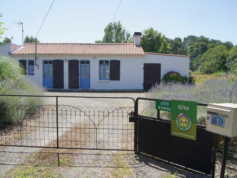 La Forêt, location de vacances à Commequiers