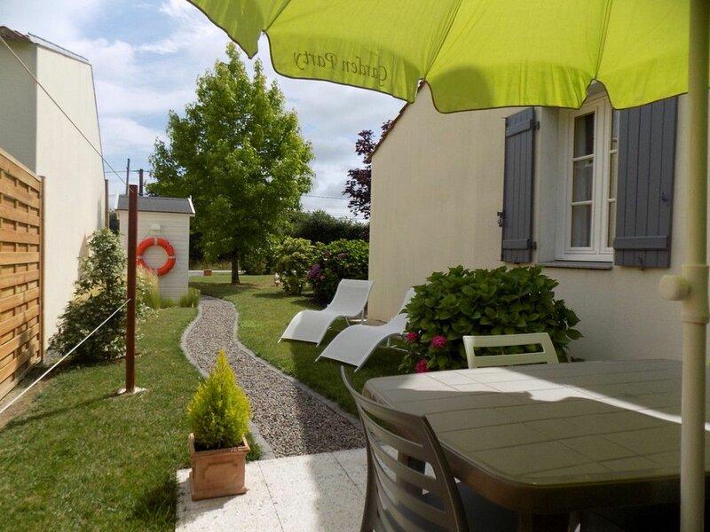 Le Bois Jaulin, aluguéis de temporada em Grosbreuil