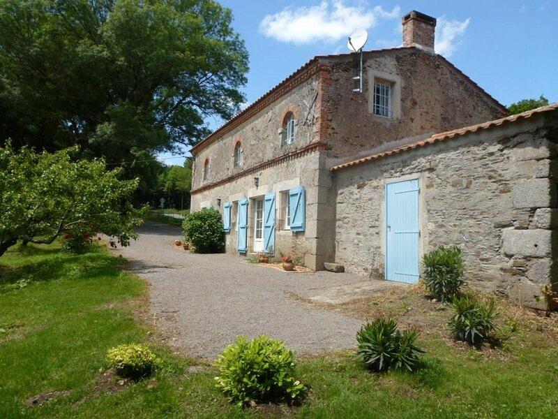 Le Petit Garnaud, holiday rental in Poiroux